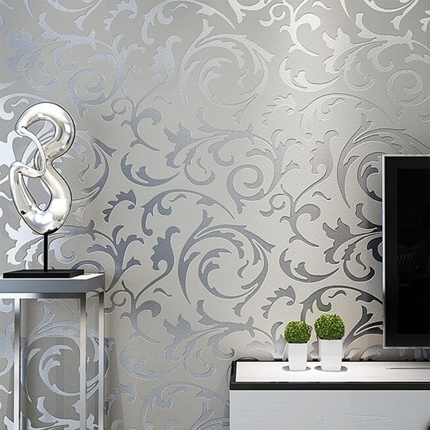 3D Wallpaper Luxurious Design