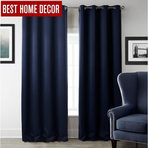 Blackout Curtains Home Improvement